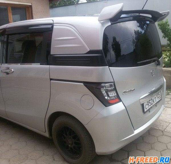 Продажа Honda Freed Spike в- habarovskdromru
